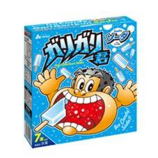 ガリガリ君ソーダ 157円(税抜)