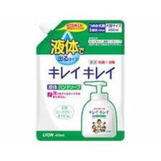 キレイキレイ薬用液体ハンドソープ詰替大型 198円(税抜)