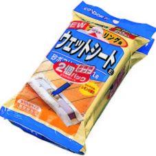 フローリングウエットシート 168円(税抜)
