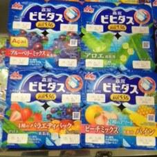 ビヒダス 118円(税抜)