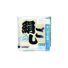 にがり絹豆腐 78円(税抜)