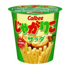 じゃがりこ・サラダ 88円(税抜)