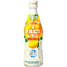カルピスレモン 470ml 198円(税抜)