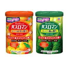 バスロマン 各種 297円(税抜)