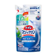 トイレマジックリン消臭・洗浄スプレーミント詰替 97円(税抜)