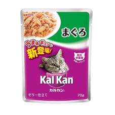 カルカンパウチ各種 53円(税抜)