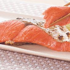 熟成紅鮭(低温仕上)(中辛) 258円(税抜)