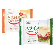 スライス・とろけるチーズ 157円(税抜)