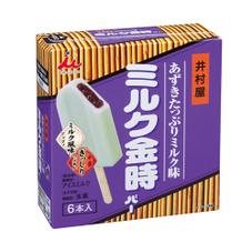 ミルク金時バー 197円(税抜)