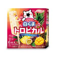 白くまトロピカルBOX 267円(税抜)