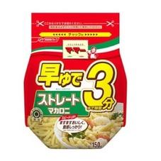 早ゆで3分 ストレート 88円(税抜)