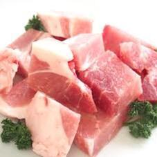 豚もも角切り 98円(税抜)