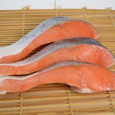 厚切り銀鮭切身(無塩/養殖/解凍) 171円