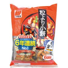 粒より小餅 108円(税抜)