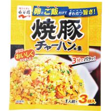 チャーハンの素  各種 78円(税抜)