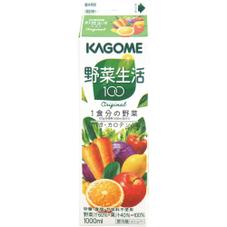 野菜生活100 178円(税抜)