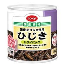 ひじきドライパック 158円(税抜)