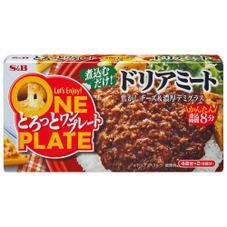とろっとワンプレートドリアミート 198円(税抜)
