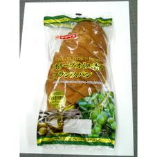 オリーブオイル香るフランスパン 138円(税抜)
