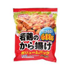 若鶏のから揚げボリュームパック 580円(税抜)