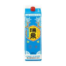 瑞泉(30度)紙パック 1,110円(税抜)