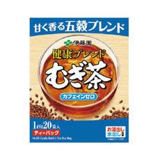 健康ブレンドむぎ茶 148円(税抜)