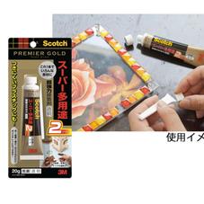 超強力接着剤プレミアゴールド 578円(税抜)