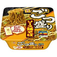 ごつ盛りソース焼そば 68円(税抜)