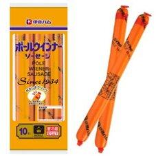 ロイヤルポールウインナー(10本) 295円(税抜)
