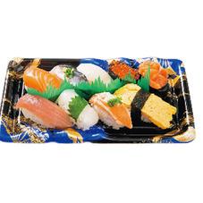 季節の握り寿司(秋) 598円(税抜)