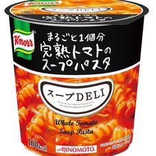 クノール スープDELI まるごと1個分完熟トマトのスープパスタ 108円(税抜)