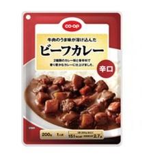 ビーフカレー辛口 68円(税抜)