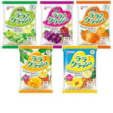 蒟蒻畑ララクラッシュ(ぶどう味・マスカット味) 100円(税抜)