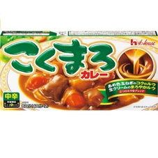 こくまろカレー 118円(税抜)