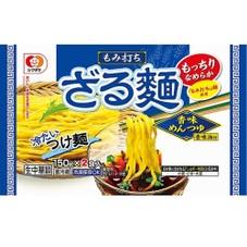 もみ打ちざる麺 158円(税抜)