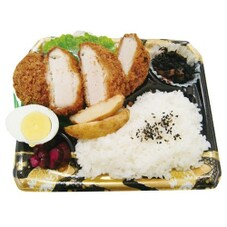 厚切トンカツ弁当 450円(税抜)