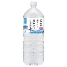 日本の水 66円(税抜)