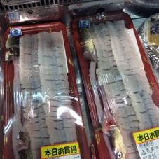 活け〆はも切身 498円(税抜)