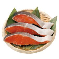 天然白鮭切身 168円