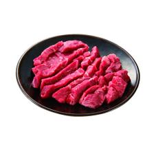 牛肉かたロース・切れてるステーキ・焼肉用 248円(税抜)