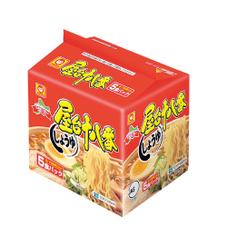 屋台十八番(しょうゆ・みそ・しお・塩坦々麺) 199円(税抜)