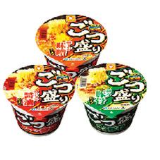 マルちゃんごつ盛りラーメン各種 78円(税抜)