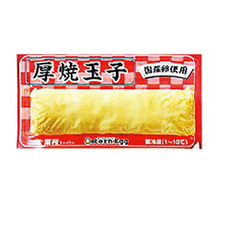 厚焼き玉子チルド 128円(税抜)