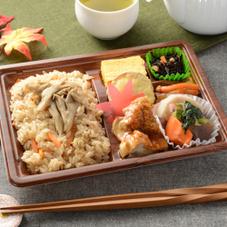 舞茸ご飯の幕の内弁当 498円