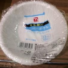 ペーパーボウル 98円(税抜)