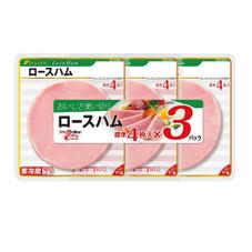 ロースハム 128円(税抜)