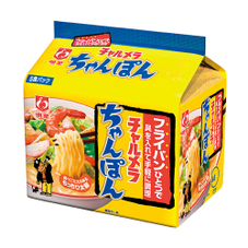 チャルメラ ちゃんぽん 255円(税抜)