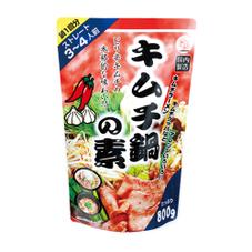 鍋の素 キムチ鍋 77円(税抜)