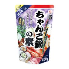 鍋の素 ちゃんこ鍋 77円(税抜)