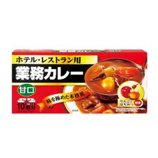 業務カレー 甘口 99円(税抜)